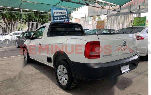 Venta de Volkswagen Saveiro Starline 2018 usado Manual a un precio de 189000 en Guadalajara