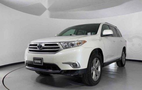 48117 - Toyota Highlander 2012 Con Garantía At