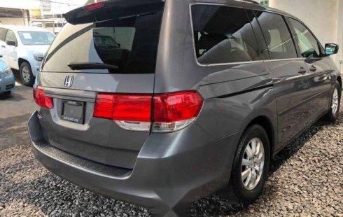 Honda Odyssey 2009 5p LX minivan aut