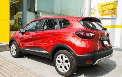 Renault Captur 2020 usado en Guadalajara