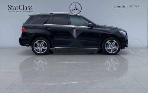Mercedes-Benz Clase GLE 2018 5p GLE 500e Hibrido V