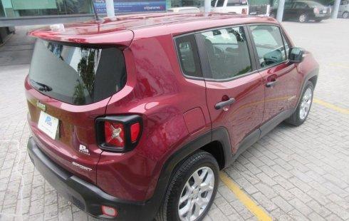 Jeep Renegade 2018 impecable en San Pedro Garza García