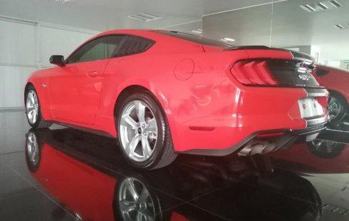 Auto Ford Mustang 2019 de único dueño en buen estado