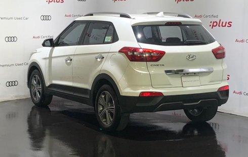 Hyundai Creta 2017 impecable en Álvaro Obregón