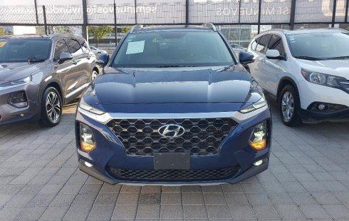 Hyundai Santa Fe Limited Tech 2019 usado en Querétaro