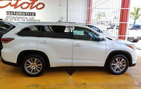 2015 Toyota Highlander 3.5 Limited Panorama Roof A