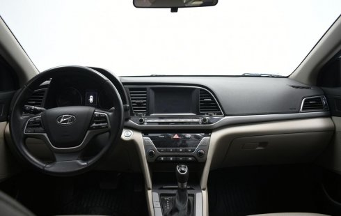 Hyundai Elantra 2017 barato en Monterrey