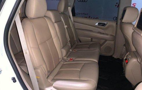 Nissan Pathfinder Exclusive 2016 usado en Álvaro Obregón