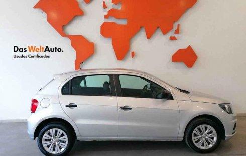 Auto Volkswagen Gol Trendline 2020 de único dueño en buen estado