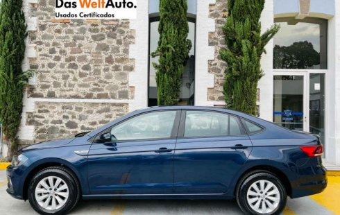 Volkswagen Virtus 2020 usado en Puebla