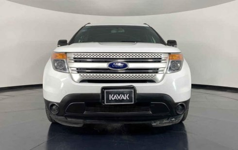 Se pone en venta Ford Explorer 2013