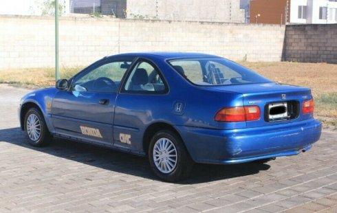 Honda Civic coupe 1994 automático en exelentisimo estado todo en regla ¡ una joya!