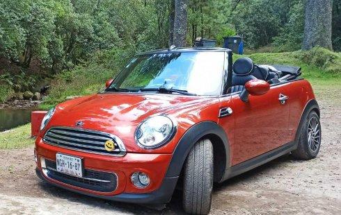 Se pone en venta MINI Cooper Convertible Pepper 2012