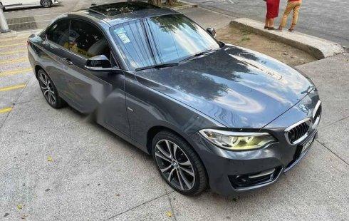 BMW Serie 2 2017 2p 220i Coupe Sport Line L4/2.0/T