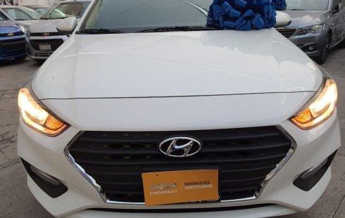 Venta coche Hyundai Accent 2021 , Ciudad de México
