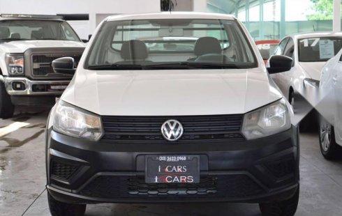 Volkswagen Saveiro Starline 2017 usado en Guadalajara