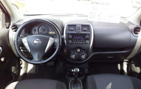 Venta de Nissan March Advance 2018 usado Manual a un precio de 160000 en Atlixco