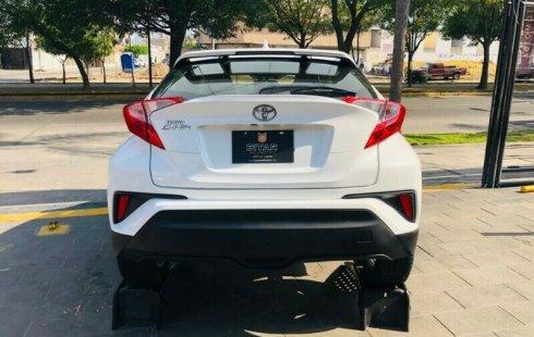 Toyota C-HR 2019 impecable en Guadalajara