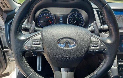 Infiniti Q50 Hybrid 2016 usado en Miguel Hidalgo