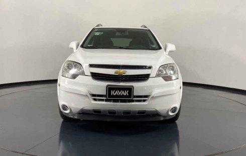 Auto Chevrolet Captiva 2011 de único dueño en buen estado