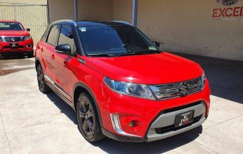 Suzuki Vitara GLX 2016 impecable en Hermosillo