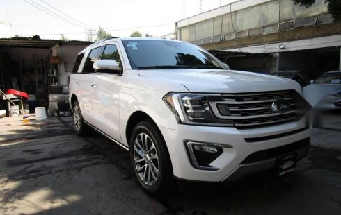 Ford Expedition 5p Limited 3.5L,TA,a/ac.Qc,Dvd,Gps