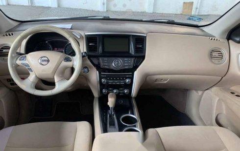 Nissan Pathfinder 2014 5p Sense V6/3.5 Aut
