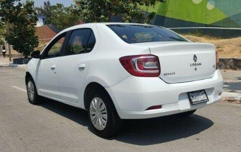 Se vende urgemente Renault Logan Expression 2015 en Guadalajara