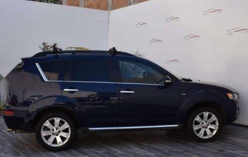 Se pone en venta Mitsubishi Outlander 2012