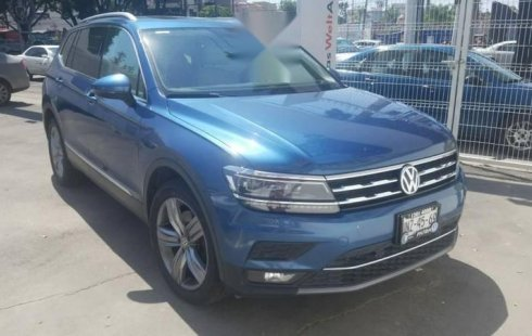 Se vende urgemente Volkswagen Tiguan Highline 2018 en Zapopan