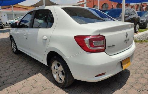 Renault Logan 2015 barato en Coacalco de Berriozábal