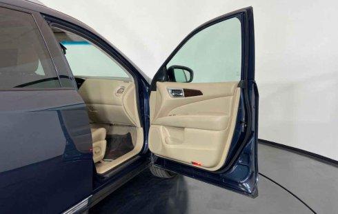 Se pone en venta Nissan Pathfinder 2015