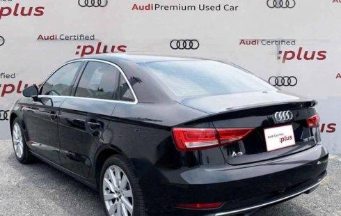 Audi A3 2019 4p Sedan Select L4/1.4/T Aut