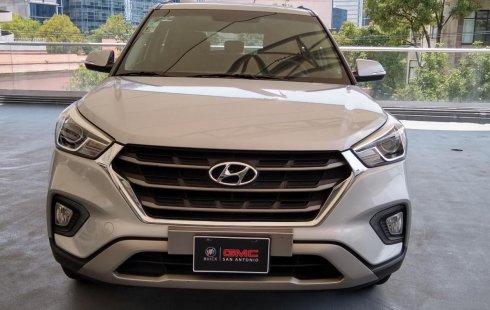Hyundai Creta 2019 en buena condicción
