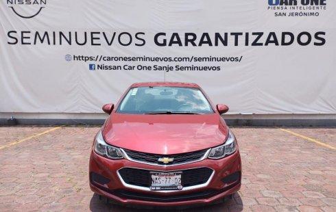 Chevrolet Cruze 2017 barato en Álvaro Obregón