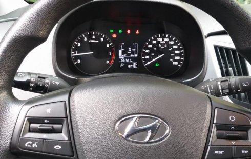 Auto Hyundai Creta 2020 de único dueño en buen estado