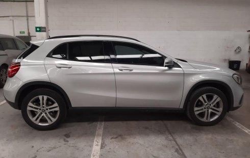 Auto Mercedes-Benz Clase GLA 2018 de único dueño en buen estado