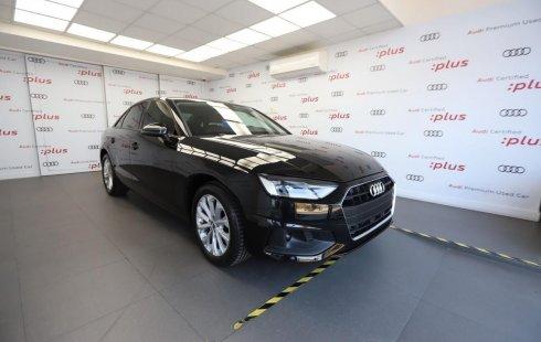Auto Audi A4 2021 de único dueño en buen estado