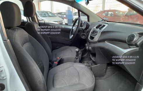 Auto Chevrolet Beat LS 2018 de único dueño en buen estado