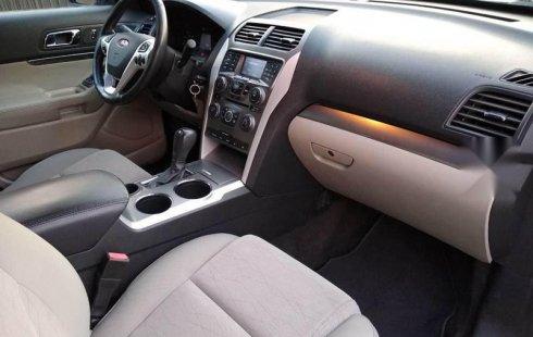 Ford Explorer 2012 impecable en Coyoacán