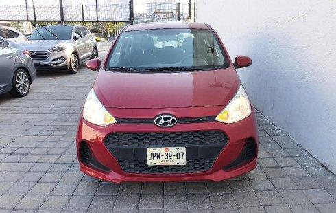 Se pone en venta Hyundai Grand I10 GL MID 2018