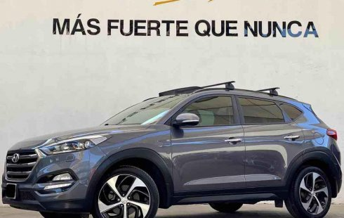 Hyundai Tucson Limited Tech 2017 usado en Zapopan