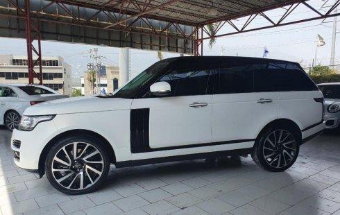 Auto Land Rover Range Rover 2014 de único dueño en buen estado