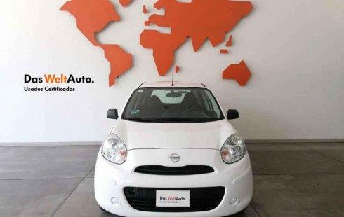 Venta de Nissan March Active 2020 usado Manual a un precio de 184995 en Boca del Río