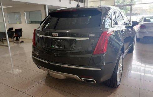 Cadillac XT5 2017 barato en Zapopan
