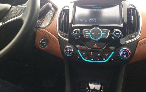 Chevrolet Cruze 2017 impecable en Cuauhtémoc