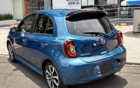 Venta de Nissan March 2020 usado Manual a un precio de 238000 en Benito Juárez