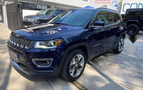 Jeep Compass Limited Premiun 2019