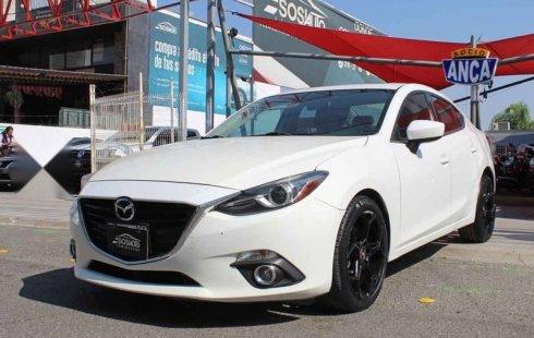 Mazda 3 2014 4p Sedán s Grand Touring L4/2.5 Aut