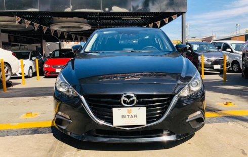 Auto Mazda Mazda 3 i Touring 2015 de único dueño en buen estado